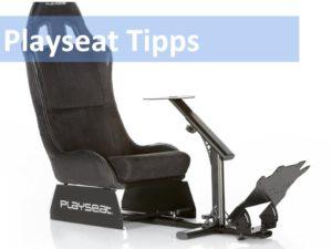 Playseat Info und Tipps Bild