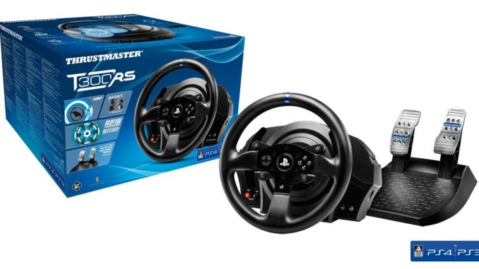 Thrustmaster T300 Test