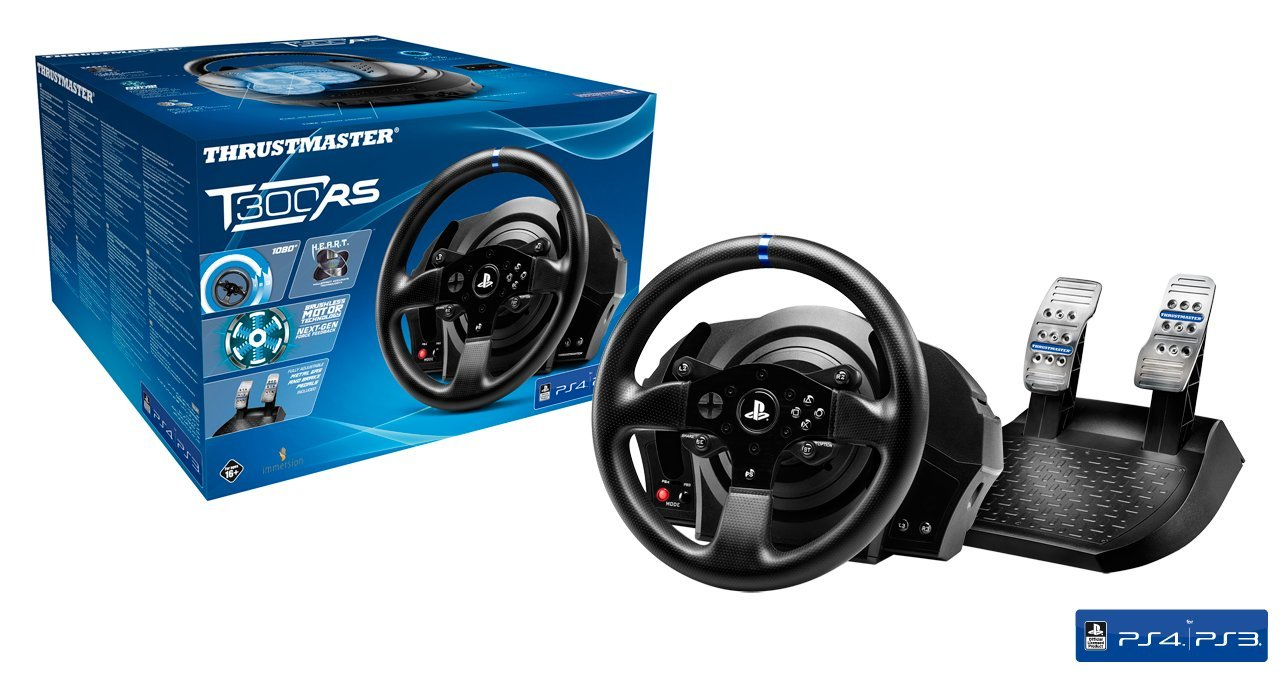 thrustmaster t300 test und info juli 2019. Black Bedroom Furniture Sets. Home Design Ideas