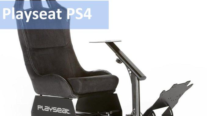 Playseat für die PS4 Info, tipps und News
