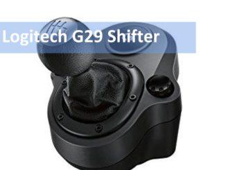 Logitech G29 Shifter