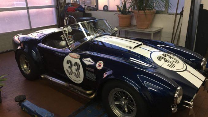 Original Shelby Cobra 427