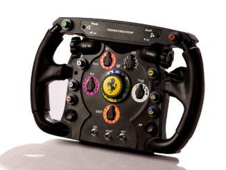 Formel 1 Lenkrad PS4 Bild